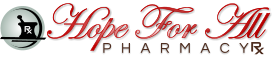 Hope For All Pharmacy and Stores Logo